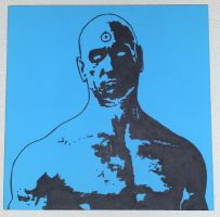 Dr. Manhattan by g45uk2