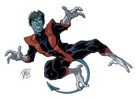 Nightcrawler by davidjcutler