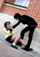 LELOUCH: Please kill yourself by KoujiAlone