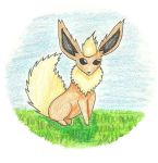 flareon by breandriasquest