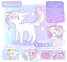 ~ Pastella Reference ~ by Milkii-Ways