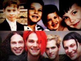 Before and after! by The-MCR-Fan-Club