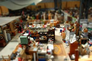 Tilt shift fake 01 by phoenixdk