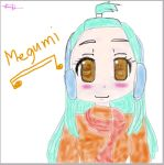 megumi by cutefable