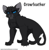 Crowfeather by Graystripe64