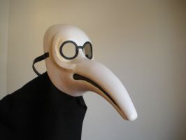 Plague Doctor Mask by Plaguedoc
