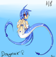 dragonair by Maiumaora