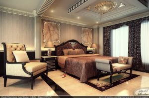 Classic Honeymoon Sweet Room UPDATE2 by teknikarsitek