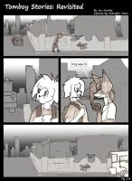 Tomboy Stories Revisited Pg 14 by TomBoy-Comics