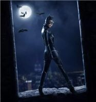 How To Create A Catwoman Poster In Photoshop by Designslots