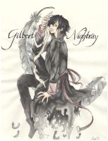 Gilbert Nightray by Jay-Essence