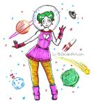 Lets go to the planets by Lu-Tih