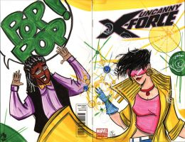 XFORCE 1 Magnitude and Jubilee by Justin3000