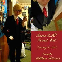 Anime-ZAP! 2013: Formal Ball Cosplay by Missywoot1124
