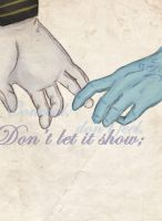 Holding your hand by LoadUcha