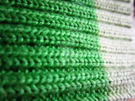 Knitting Green by quickwing23