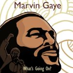 Marvin Gaye by alexness