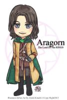 FanArt-Aragorn The Lord of the Rings by Zenki- by zenki666