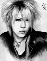 The Gazette Ruki by killyouwithateacup2