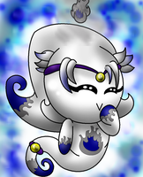 Boo the Ghost Chao by Knuckles119