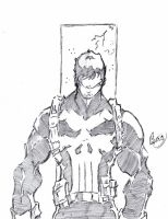 Punisher by Tazartist19