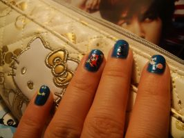 Nail Art 050 by MelodicInterval