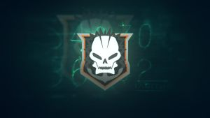Black Ops 2  - Skull Wallpaper HD by MuuseDesign