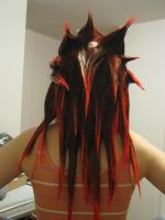 Axel Wig: Back View by pixiedustling