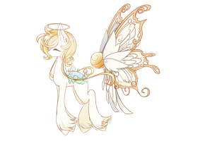 Closed! Open Seraph Faering Auction by PrinceRansom