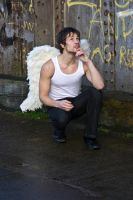 Grunge Angel stock 58 by Random-Acts-Stock