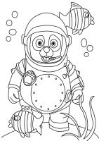 Image Result For Agent Oso Coloring