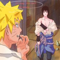 drunk sasuke bl tendency by pharos1989
