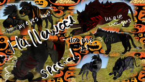 Halloween Special - Free Presets?! (READ) by TopHatLady