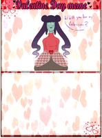 Valentine meme: Anabelle by Ask-Poison-Princess