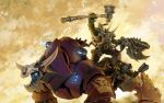Ork Bull Riders by HenryPonciano