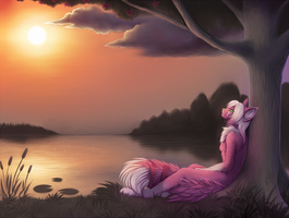 By The Lake by Neotheta