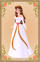 Brair Rose, wedding dress by taytay20903040
