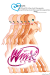 UPDATE: Winx Club Base Pack 1 by GreatSecretxD