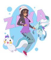 Z a y a by ichan-desu