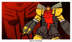 Omega Supreme by mrdeflok