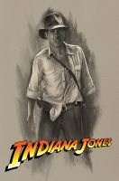 Indiana Jones Fanart... by Norke