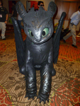 Toothless Akon 2011 by Monoyasha