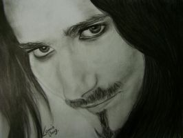 Mr. Tuomas Holopainen by Lamia86