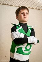 All the Man , Mini Guy Gardner by ComicChic19