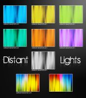 Distant Lights Wallpaper Pack by DarkRed27