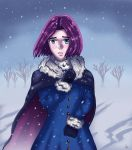 In The Silence Of The Snow by Piluminal