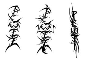 Some tattoo designs by kimberly-castello