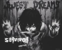 Jeff The Killer 'Survivor'_Fanfic_Chapter 3 by ArturoPhotoshoper