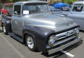 56 Ford by zypherion