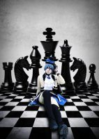 Ciel Phantomhive - Can't see anything by TemeSasu